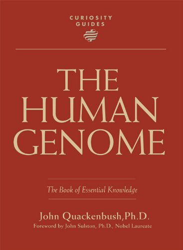 Curiosity Guides: the Human Genome   2010 9781936140152 Front Cover
