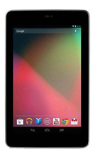 Nexus 7 - 16GB - Black (1st Generation) product image