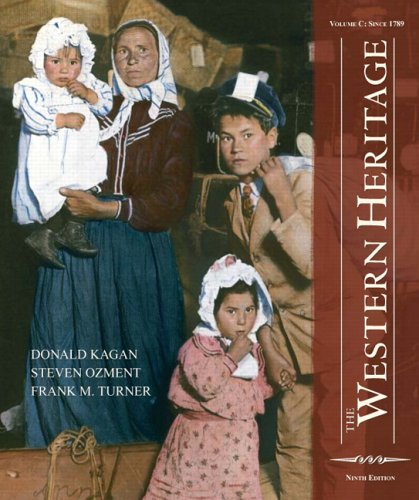 Western Heritage, 1300-1815  9th 2007 (Revised) edition cover