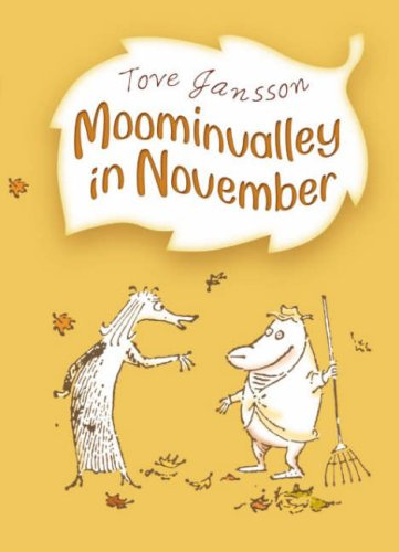 Moominvalley in November (Puffin Books) N/A edition cover