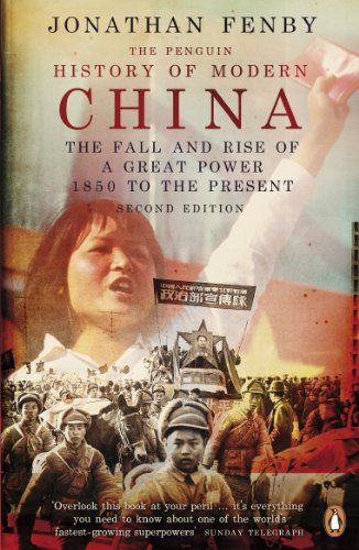 Penguin History of Modern China The Fall and Rise of a Great Power, 1850 to the Present 2nd 2013 edition cover