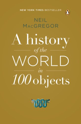 History of the World in 100 Objects  N/A edition cover