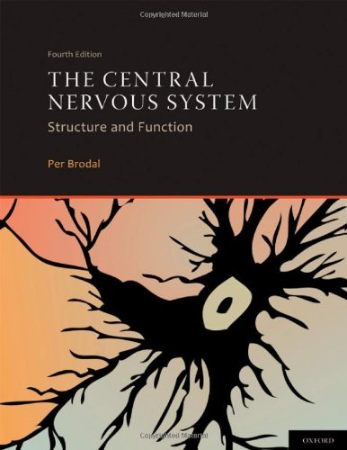 Central Nervous System  4th 2010 9780195381153 Front Cover