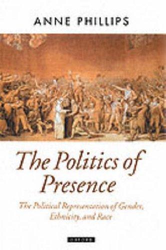 Politics of Presence   1998 edition cover