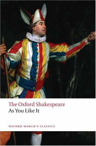 As You Like It   2008 edition cover