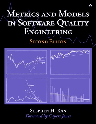 Metrics and Models in Software Quality Engineering  2nd 2003 (Revised) edition cover