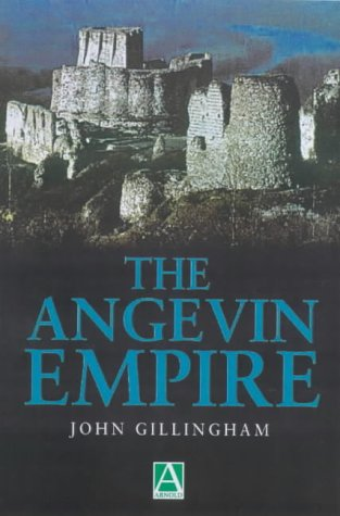 Angevin Empire  2nd 2001 (Revised) edition cover