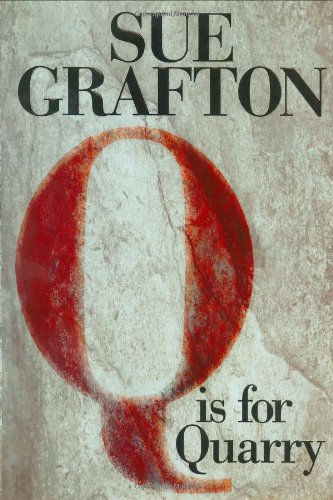 Q Is for Quarry   2002 edition cover