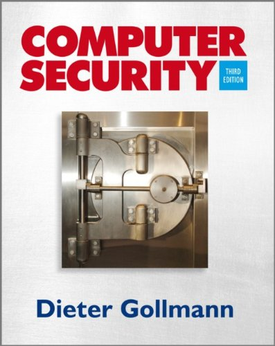 Computer Security  3rd 2011 edition cover