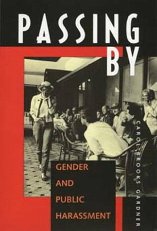 Passing By Gender and Public Harassment  1995 edition cover