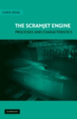 Scramjet Engine Processes and Characteristics  2009 9780521838153 Front Cover