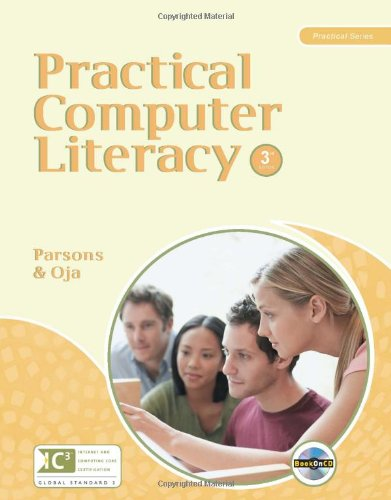 Practical Computer Literacy  3rd 2011 edition cover