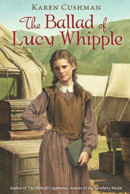 Ballad of Lucy Whipple   1996 edition cover