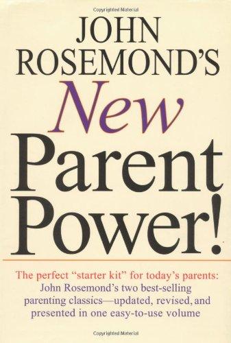 John Rosemond's New Parent Power!   2001 edition cover