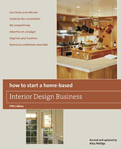 Interior Design Business  5th 2009 edition cover