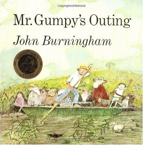 Mr. Gumpy's Outing  97th (Revised) edition cover