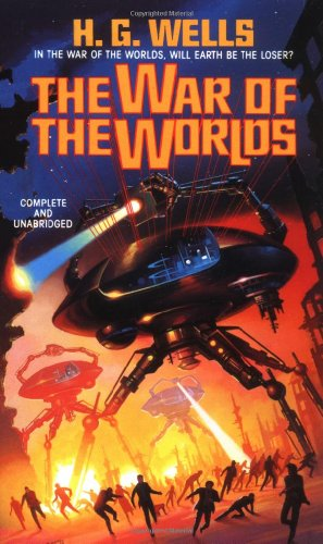 War of the Worlds  N/A edition cover
