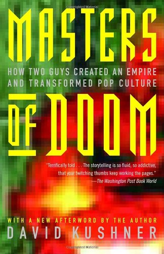 Masters of Doom How Two Guys Created an Empire and Transformed Pop Culture  2004 (Reprint) edition cover