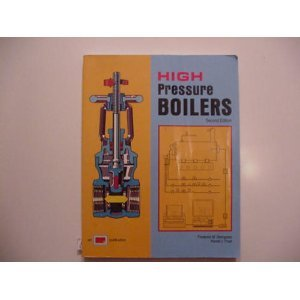 High Pressure Boilers 2nd 1994 edition cover