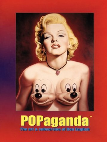Popaganda The Art and Subversion of Ron English N/A edition cover
