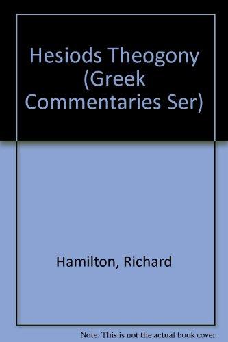 Hesiod's Theogony  N/A edition cover