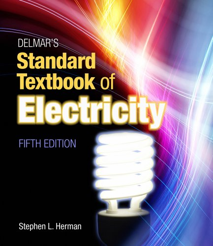 Delmar's Standard Textbook of Electricity  5th 2011 edition cover