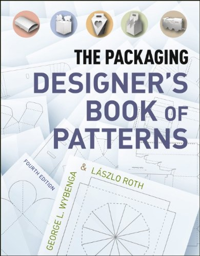 Packaging Designer's Book of Patterns  4th 2013 9781118134153 Front Cover