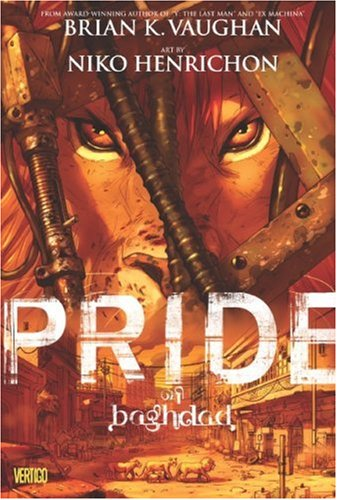 Pride of Baghdad   2006 edition cover