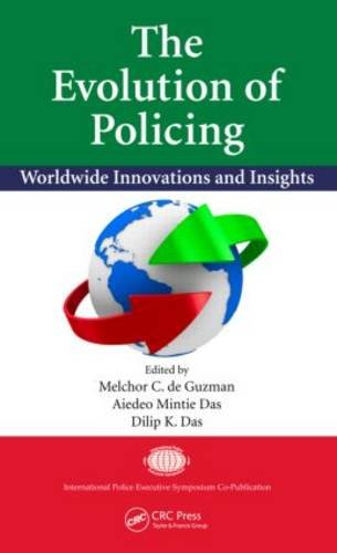 Evolution of Policing Worldwide Innovations and Insights  2013 edition cover