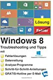 Windows 8 Troubleshooting und Tipps  N/A 9781491220153 Front Cover