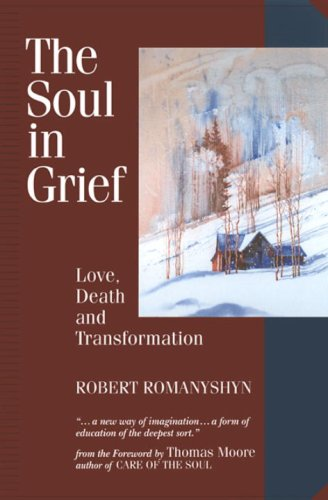 Soul in Grief Love, Death and Transformation  1999 9781556433153 Front Cover