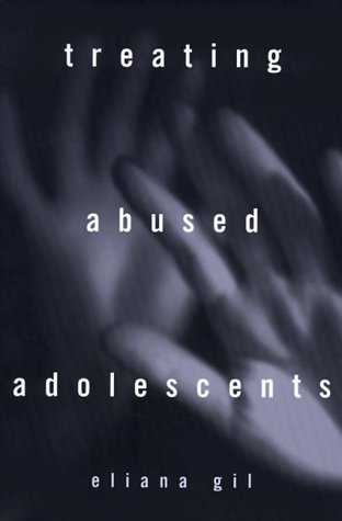 Treating Abused Adolescents   1996 edition cover