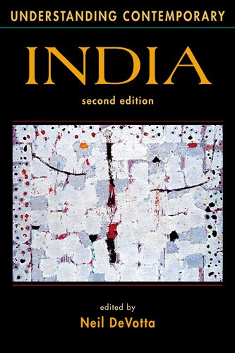 Understanding Contemporary India  2nd 2010 edition cover