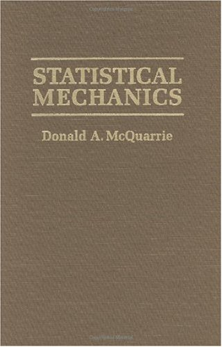Statistical Mechanics  2nd 2000 (Reprint) edition cover