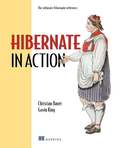 Hibernate in Action   2005 9781932394153 Front Cover