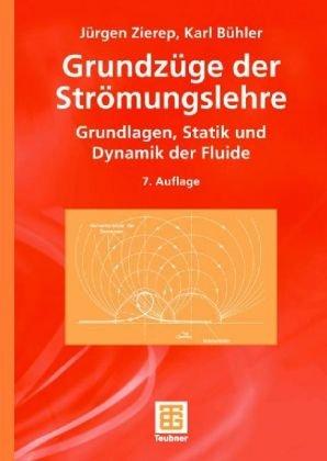 Grundzüge Der Strömungslehre:   1997 edition cover
