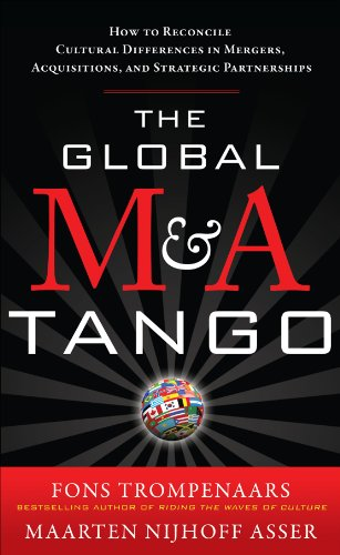 Global M&A Tango How to Reconcile Cultural Differences in Mergers, Acquisitions, and Strategic Partnerships  2011 edition cover
