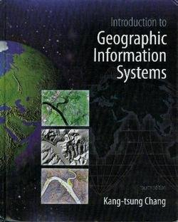 Introduction to Geographic Information Systems  4th 2006 edition cover
