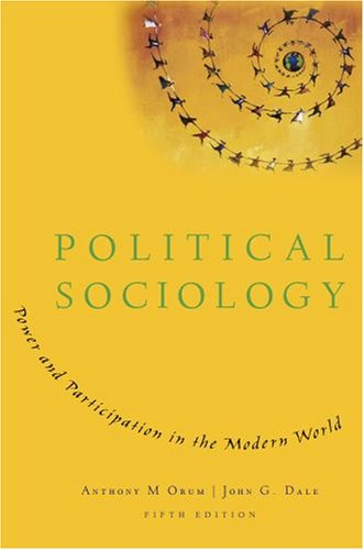 Political Sociology Power and Participation in the Modern World 5th 2009 edition cover