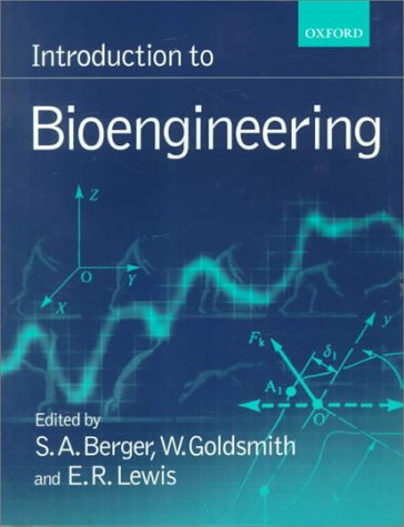 Introduction to Bioengineering   1999 edition cover