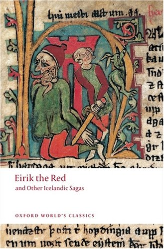 Eirik the Red and Other Icelandic Sagas   2008 edition cover