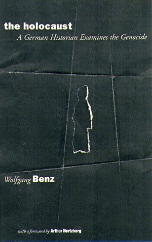 Holocaust A German Historian Examines the Genocide  1999 edition cover
