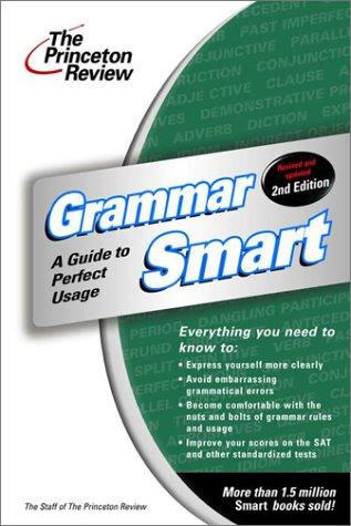 Grammar Smart  2nd 2001 edition cover