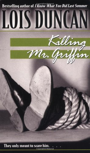 Killing Mr. Griffin   1978 9780440945154 Front Cover