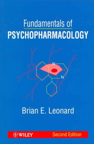 Fundamentals of Psychopharmacology  2nd 1997 9780471961154 Front Cover