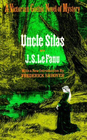 Uncle Silas  Reprint edition cover