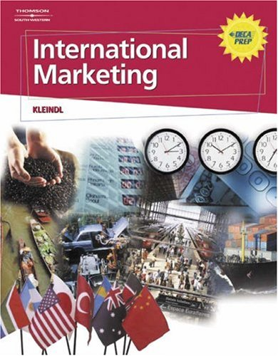 International Marketing   2007 9780538729154 Front Cover