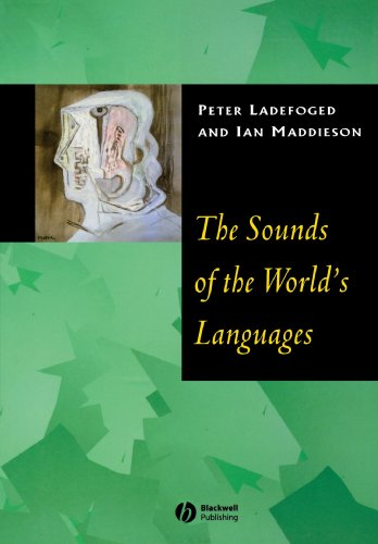 Sounds of the World's Languages   1996 edition cover