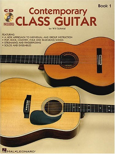 Contemporary Class Guitar, Book 1  N/A edition cover