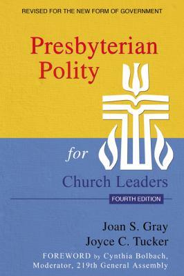Presbyterian Polity for Church Leaders, Fourth Edition  4th 2012 edition cover